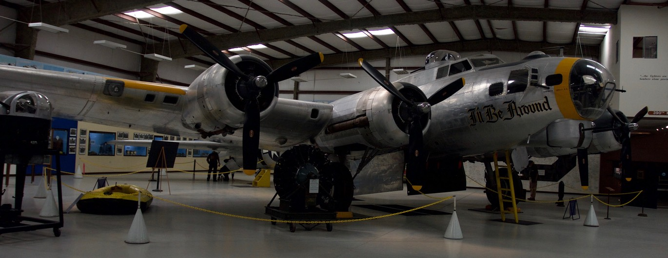 Boeing B-17 Flying Fortress1