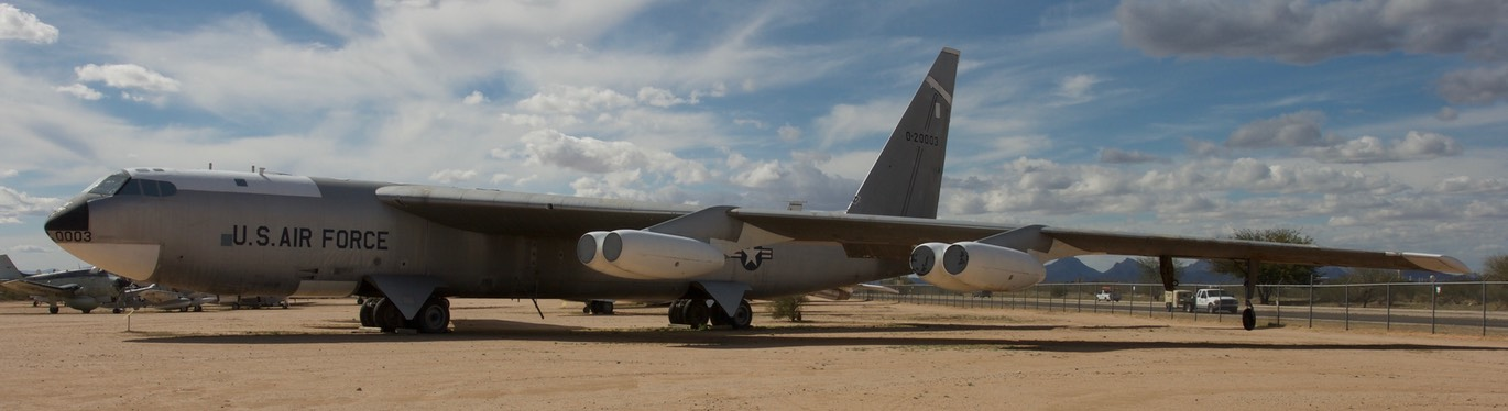 Boeing B-52D Stratofortress3