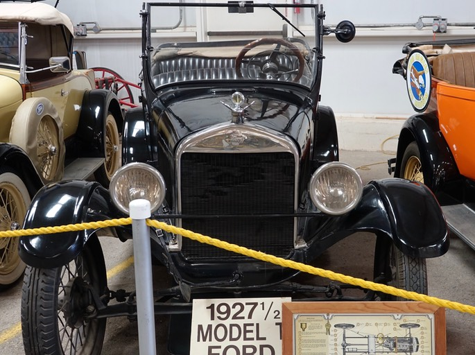 Ford - 1927.5 Model T