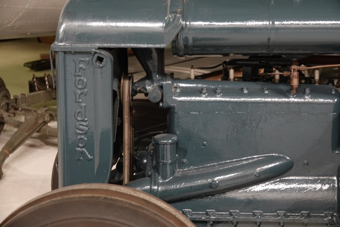 Fordson Tractor 2